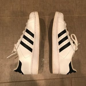 Adidas Superstar Shoes US size 7